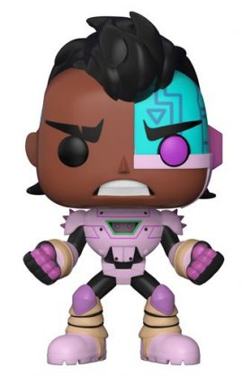 Découvrez les Funko Pop Teen Titans Go version The Night Begins to Shine 4