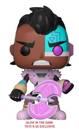 Découvrez les Funko Pop Teen Titans Go version The Night Begins to Shine 7