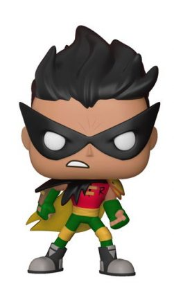 Découvrez les Funko Pop Teen Titans Go version The Night Begins to Shine 5