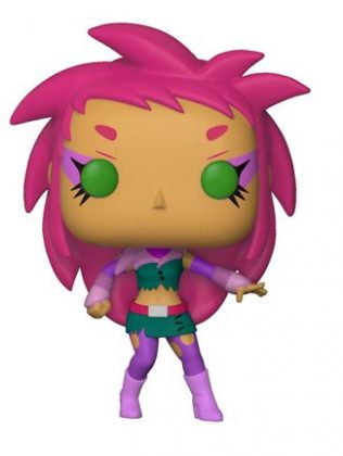 Découvrez les Funko Pop Teen Titans Go version The Night Begins to Shine 1