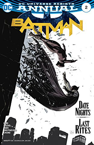review BATMAN #26