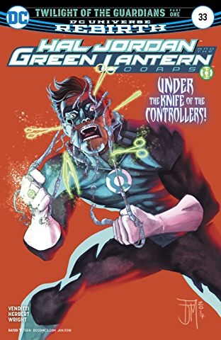 review GREEN ARROW #26