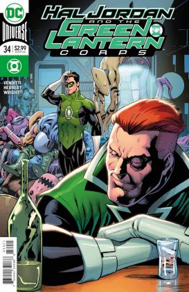 Preview VO - Hal Jordan and the Green Lantern Corps #34 2