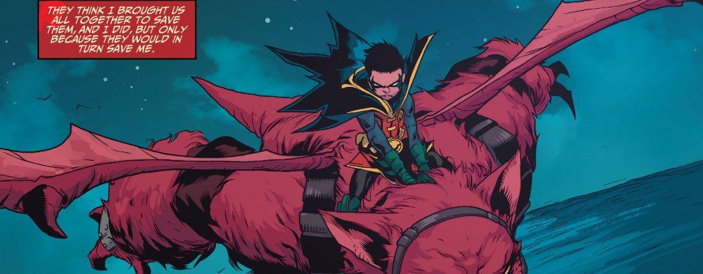 Review VF - Récit Complet Batman #3 : Teen Titans 2