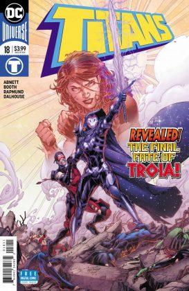 Preview VO - Titans #18 1