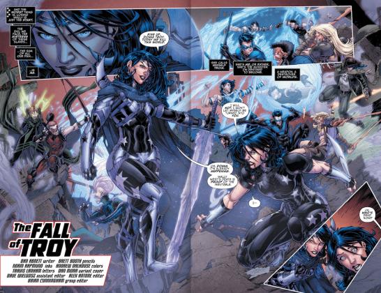 Preview VO - Titans #18 4