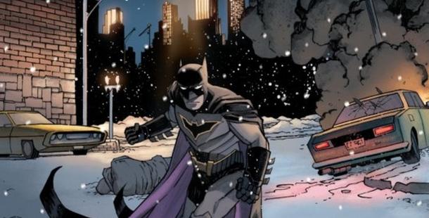Review VF - Récit Complet Batman #4 : Un Noël à Gotham 35