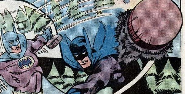 Review VF - Récit Complet Batman #4 : Un Noël à Gotham 36