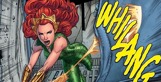 Review VF - Aquaman Rebirth Tome 1 : Inondation 35