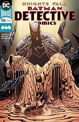 review DETECTIVE COMICS #974