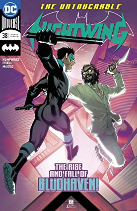 review JUSTICE LEAGUE #24
