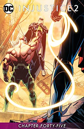 review INJUSTICE 2 #45