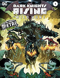 review DARK KNIGHTS RISING: THE WILD HUNT #1