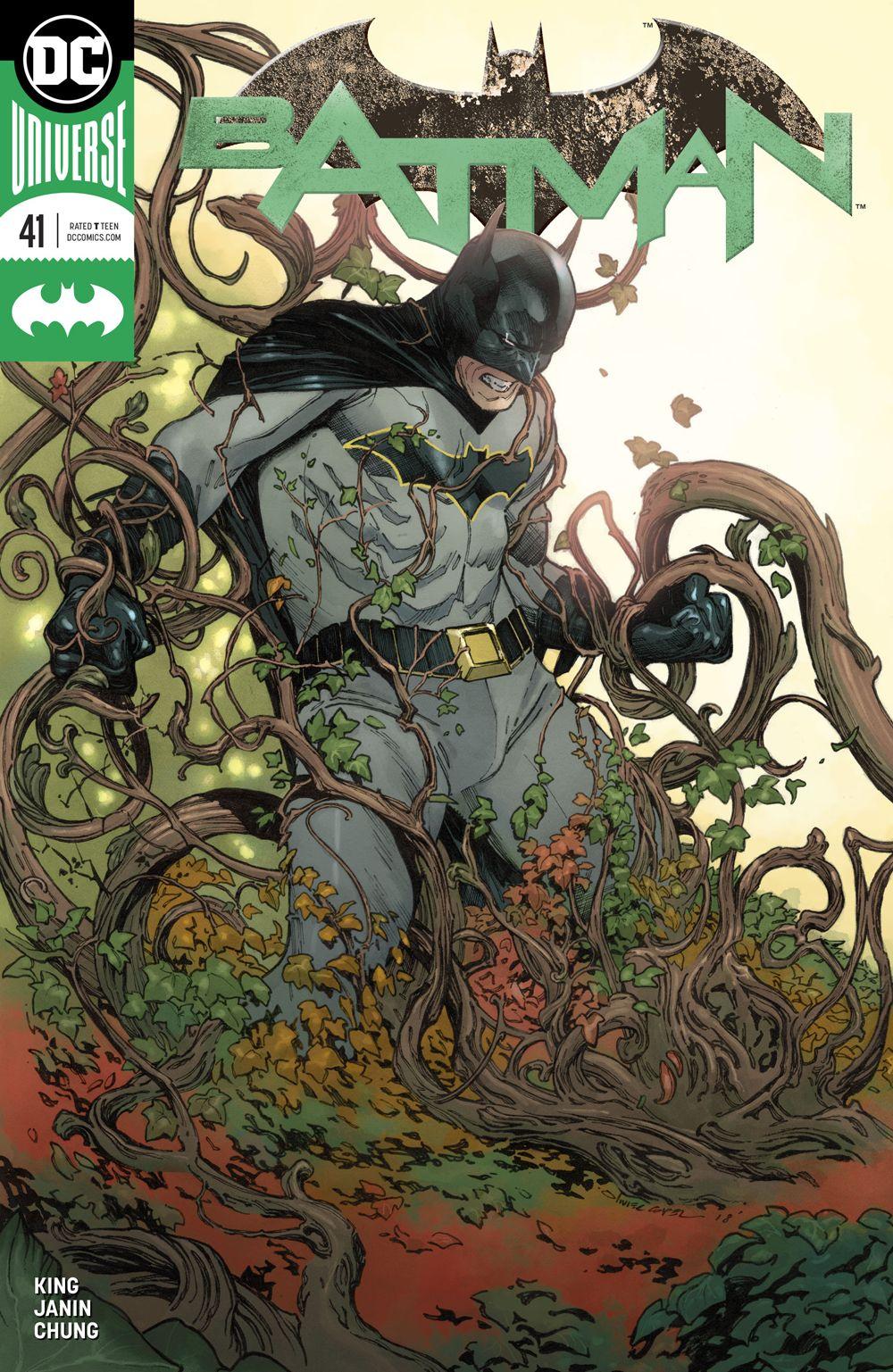 review BATMAN #41