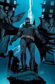 review BATMAN: SINS OF THE FATHER #1
