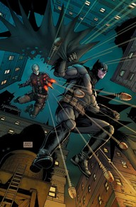 review BATMAN: SINS OF THE FATHER #2