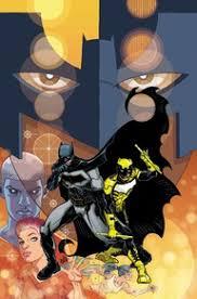 review BATMAN & THE SIGNAL #2