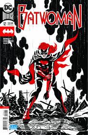 review BATWOMAN #12