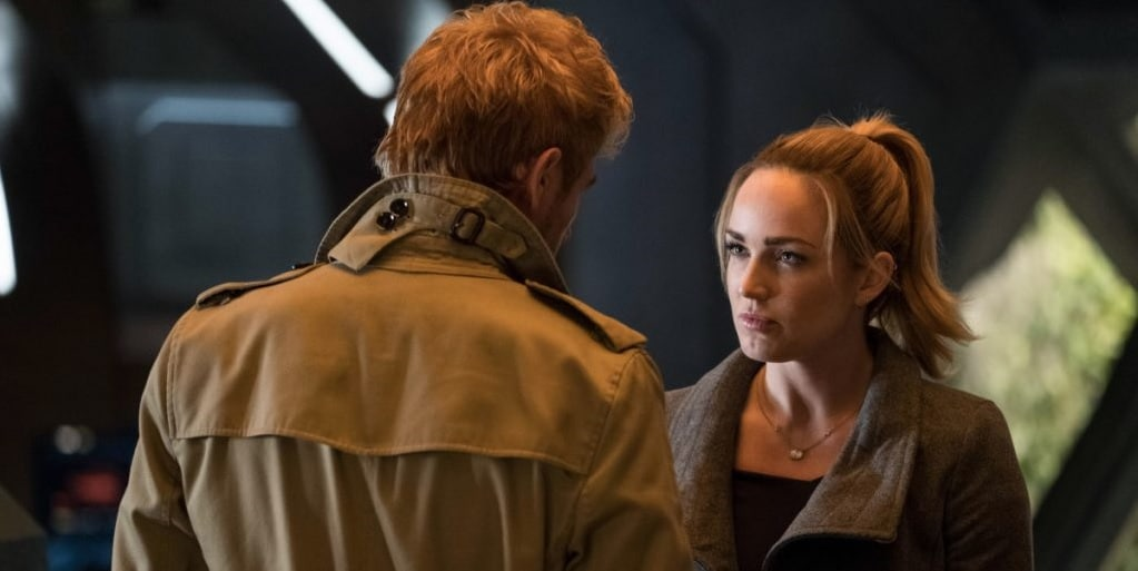 Review TV - Legends of Tomorrow S03E10 : Daddy Darhkest 2