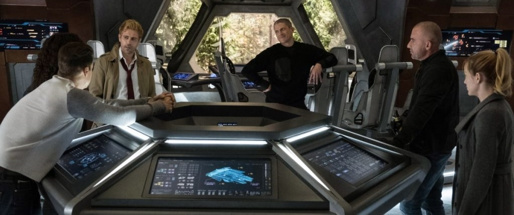 Review TV - Legends of Tomorrow S03E10 : Daddy Darhkest 1