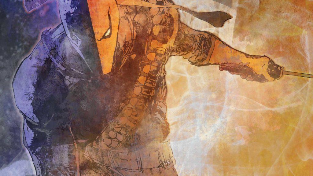 Christopher Priest sur Deathstroke : La Grosse Interview 4