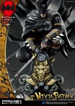 La statuette Batman Ninja de Prime 1 Studio dévoilée 1