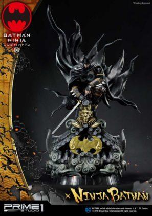 La statuette Batman Ninja de Prime 1 Studio dévoilée 2