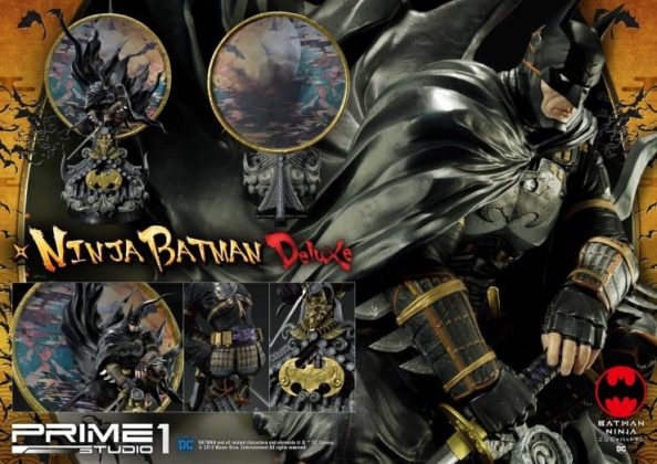 La statuette Batman Ninja de Prime 1 Studio dévoilée 3