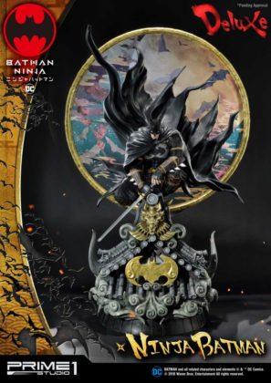 La statuette Batman Ninja de Prime 1 Studio dévoilée 4