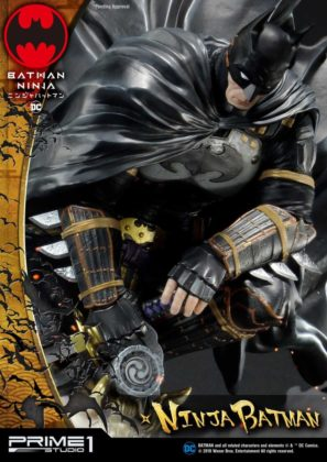 La statuette Batman Ninja de Prime 1 Studio dévoilée 5