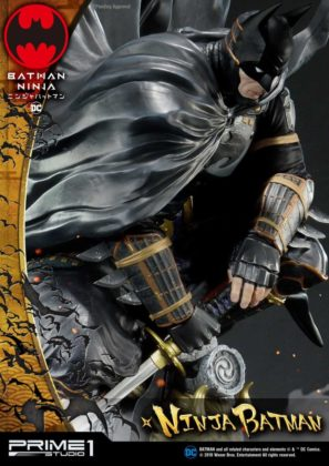 La statuette Batman Ninja de Prime 1 Studio dévoilée 6