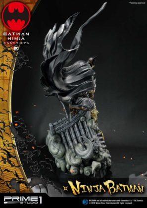 La statuette Batman Ninja de Prime 1 Studio dévoilée 7