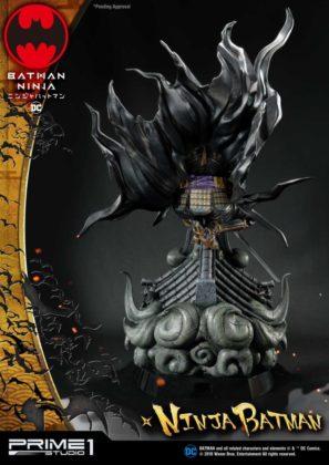 La statuette Batman Ninja de Prime 1 Studio dévoilée 8