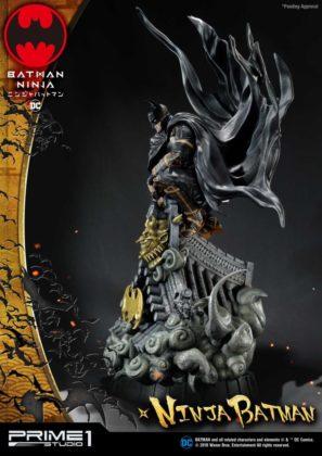 La statuette Batman Ninja de Prime 1 Studio dévoilée 9