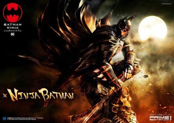 La statuette Batman Ninja de Prime 1 Studio dévoilée 10