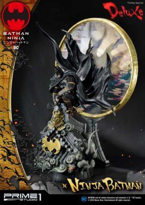 La statuette Batman Ninja de Prime 1 Studio dévoilée 11