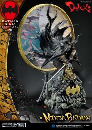 La statuette Batman Ninja de Prime 1 Studio dévoilée 12