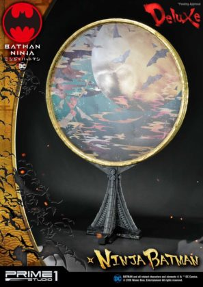 La statuette Batman Ninja de Prime 1 Studio dévoilée 13