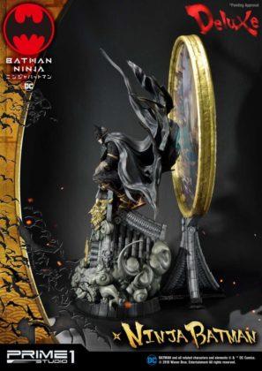 La statuette Batman Ninja de Prime 1 Studio dévoilée 15