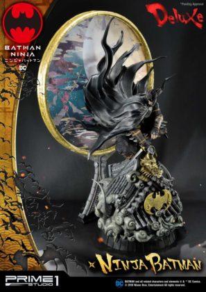 La statuette Batman Ninja de Prime 1 Studio dévoilée 16