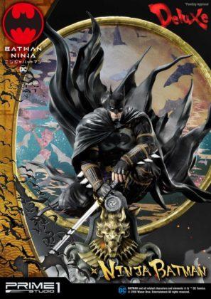 La statuette Batman Ninja de Prime 1 Studio dévoilée 17