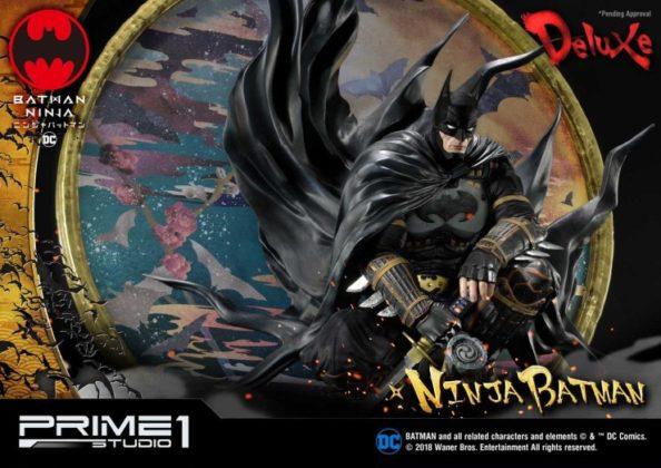 La statuette Batman Ninja de Prime 1 Studio dévoilée 19