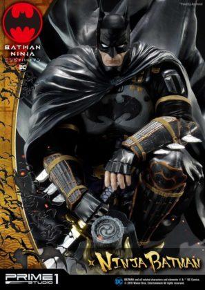 La statuette Batman Ninja de Prime 1 Studio dévoilée 21