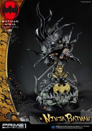 La statuette Batman Ninja de Prime 1 Studio dévoilée 22