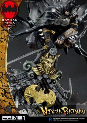 La statuette Batman Ninja de Prime 1 Studio dévoilée 23