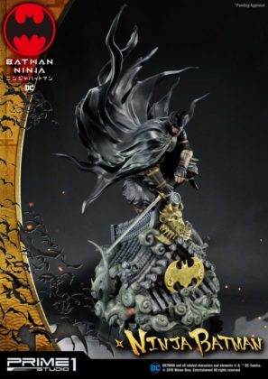 La statuette Batman Ninja de Prime 1 Studio dévoilée 24