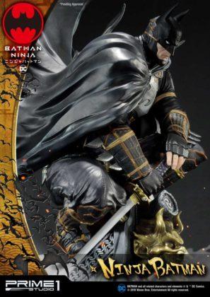 La statuette Batman Ninja de Prime 1 Studio dévoilée 25