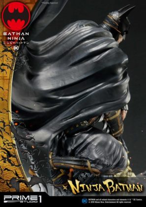 La statuette Batman Ninja de Prime 1 Studio dévoilée 26