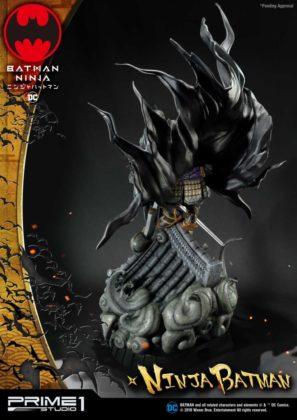 La statuette Batman Ninja de Prime 1 Studio dévoilée 27