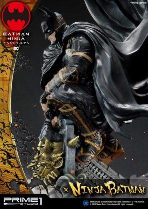 La statuette Batman Ninja de Prime 1 Studio dévoilée 28